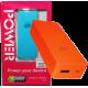 POWER BANK 5600mAh W/MICRO USB,30P,8P L:20CM