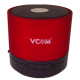 VCOM BLUETOOTH MINI SPEAKER MP3/4 W/TF