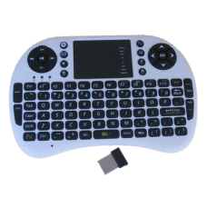 VCOM UNIVERSAL MINI KEYBOARD REMOTE CONTROL WITH MOUSE PAD